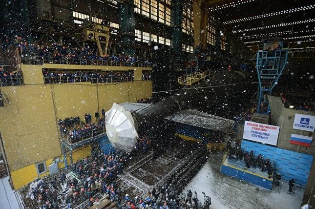 Nga hạ thủy tàu ngầm mạnh nhất Hải quân Liên bang ảnh 5