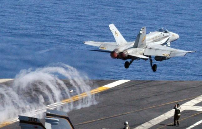 Tương quan lực lượng Nga - Mỹ trên chiến trường Syria ảnh 4