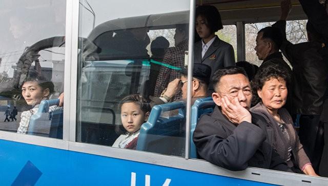 Người dân Triều Tiên bình thản giữa những cơn sóng dữ ảnh 1