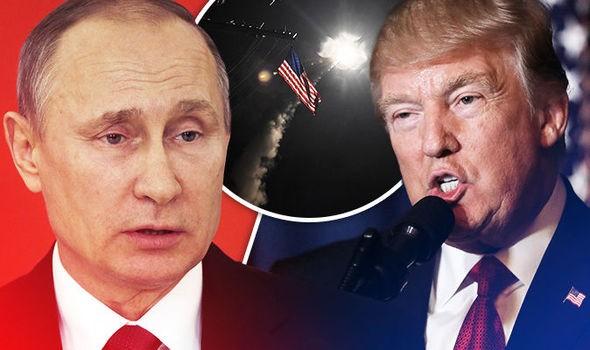 Biến động Syria, Triều Tiên, ông Trump và Putin 'ngày càng xa nhau' ảnh 1