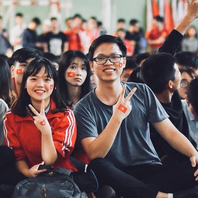 BẢN TIN ĐẶC BIỆT: Hát Quốc ca cùng đội tuyển U23 Việt Nam ảnh 16