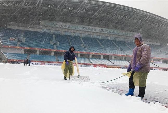 BẢN TIN ĐẶC BIỆT: Hát Quốc ca cùng đội tuyển U23 Việt Nam ảnh 4