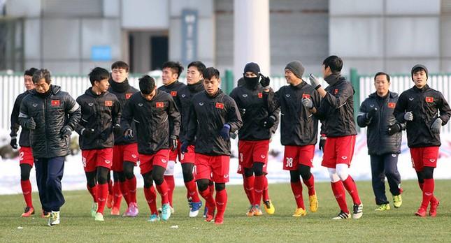 BẢN TIN ĐẶC BIỆT: Hát Quốc ca cùng đội tuyển U23 Việt Nam ảnh 35