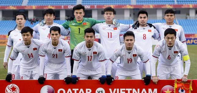 BẢN TIN ĐẶC BIỆT: Hát Quốc ca cùng đội tuyển U23 Việt Nam ảnh 15