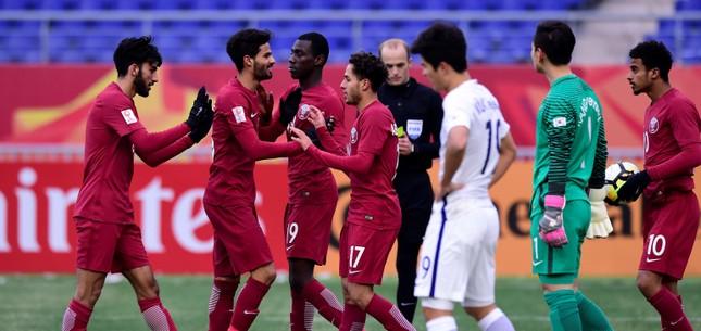 BẢN TIN ĐẶC BIỆT: Hát Quốc ca cùng đội tuyển U23 Việt Nam ảnh 30