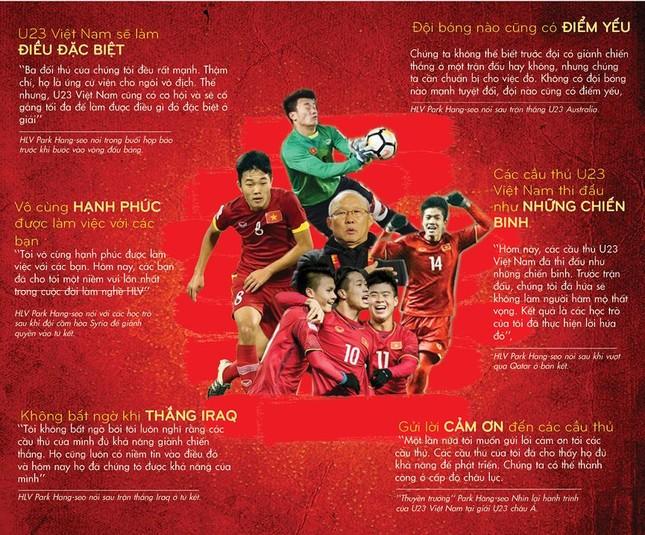 'U23 Việt Nam đã nỗ lực hết sức, tại sao phải cúi đầu' ảnh 30