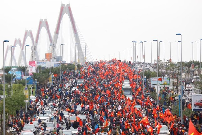 Thủ tướng: U23 Việt Nam đã vô địch trong 90 triệu con tim ảnh 109