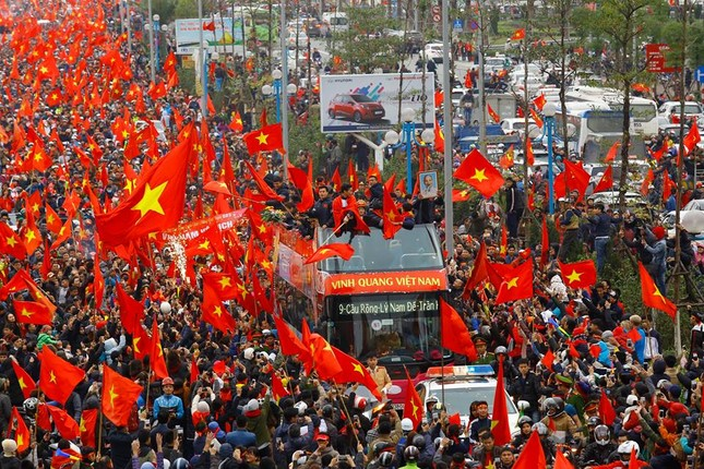 Thủ tướng: U23 Việt Nam đã vô địch trong 90 triệu con tim ảnh 113