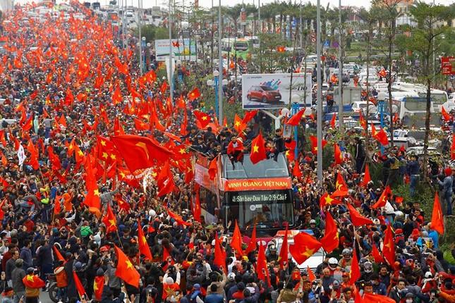 Thủ tướng: U23 Việt Nam đã vô địch trong 90 triệu con tim ảnh 116