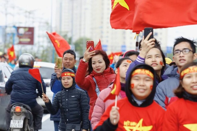 Thủ tướng: U23 Việt Nam đã vô địch trong 90 triệu con tim ảnh 80