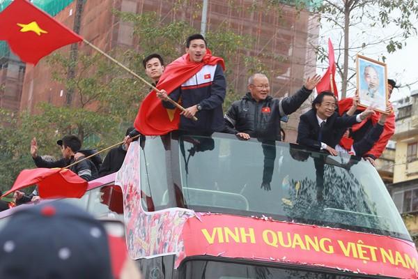 Thủ tướng: U23 Việt Nam đã vô địch trong 90 triệu con tim ảnh 120