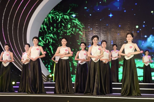 25 thí sinh phía Bắc dự Chung kết Hoa hậu Việt Nam 2018 ảnh 12