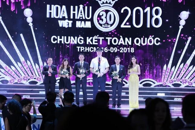 Cô gái 18 tuổi Trần Tiểu Vy đăng quang Hoa hậu Việt Nam 2018 ảnh 18