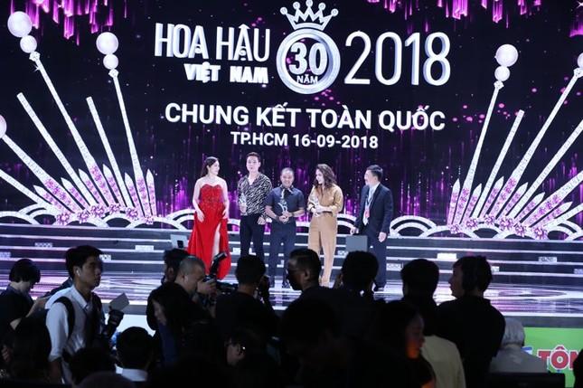 Cô gái 18 tuổi Trần Tiểu Vy đăng quang Hoa hậu Việt Nam 2018 ảnh 20