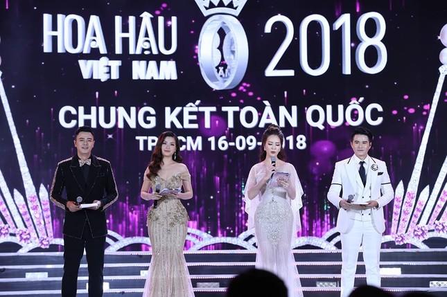 Cô gái 18 tuổi Trần Tiểu Vy đăng quang Hoa hậu Việt Nam 2018 ảnh 24