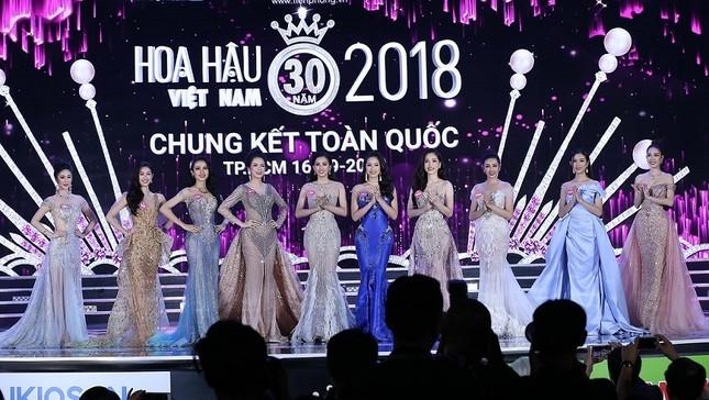 Cô gái 18 tuổi Trần Tiểu Vy đăng quang Hoa hậu Việt Nam 2018 ảnh 40