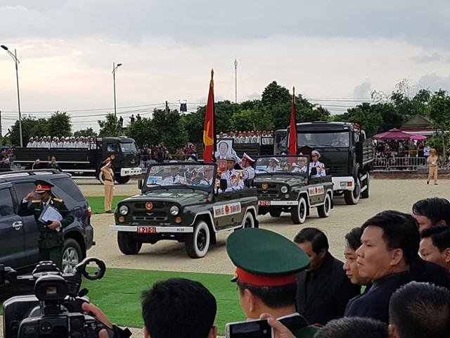 Chủ tịch nước Trần Đại Quang trở về đất mẹ ảnh 45