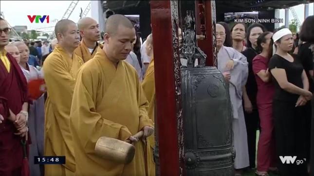 Chủ tịch nước Trần Đại Quang trở về đất mẹ ảnh 73