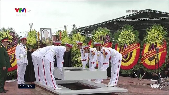 Chủ tịch nước Trần Đại Quang trở về đất mẹ ảnh 77