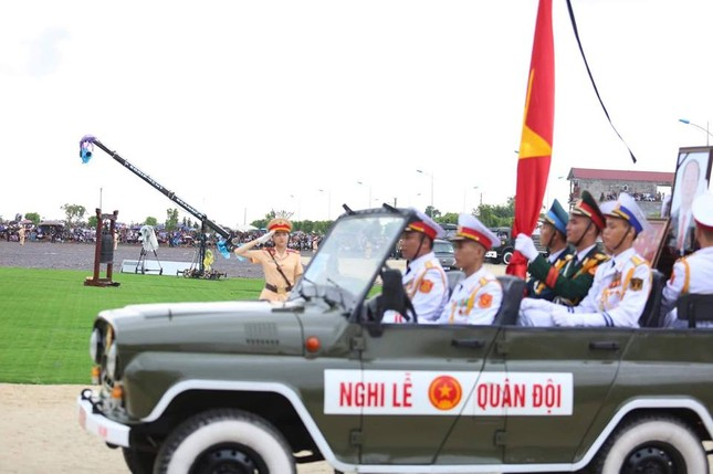 Chủ tịch nước Trần Đại Quang trở về đất mẹ ảnh 39