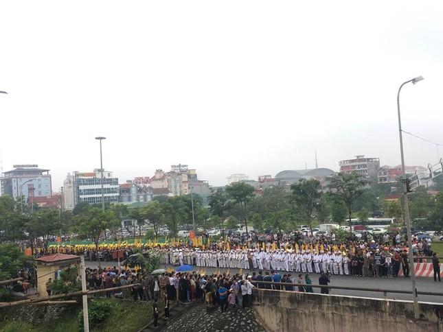 Chủ tịch nước Trần Đại Quang trở về đất mẹ ảnh 11