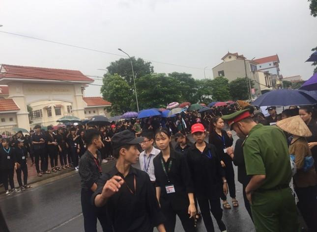 Chủ tịch nước Trần Đại Quang trở về đất mẹ ảnh 17