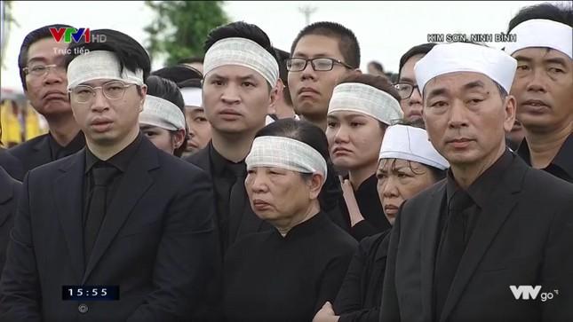 Chủ tịch nước Trần Đại Quang trở về đất mẹ ảnh 80