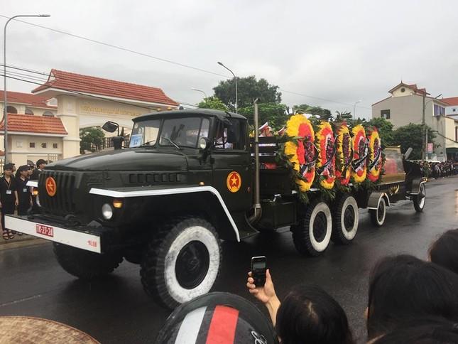 Chủ tịch nước Trần Đại Quang trở về đất mẹ ảnh 25