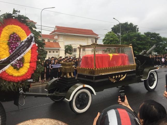 Chủ tịch nước Trần Đại Quang trở về đất mẹ ảnh 26