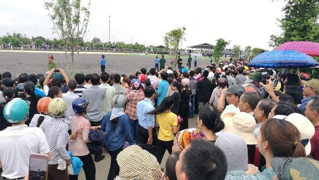 Chủ tịch nước Trần Đại Quang trở về đất mẹ ảnh 29