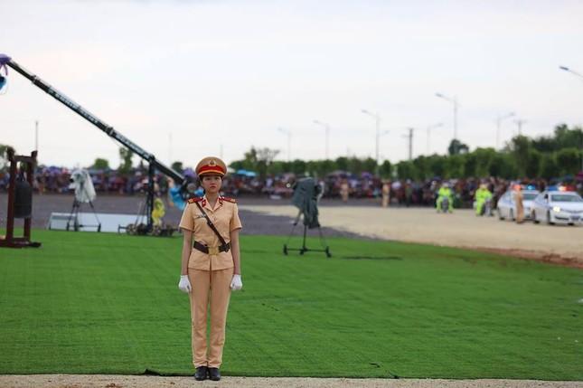Chủ tịch nước Trần Đại Quang trở về đất mẹ ảnh 36