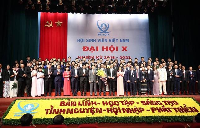 Bí thư T.Ư Đoàn Bùi Quang Huy làm Chủ tịch Hội SVVN khóa X ảnh 13