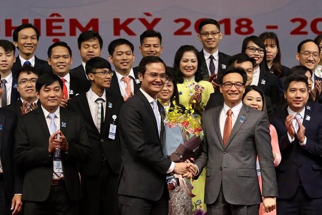 Bí thư T.Ư Đoàn Bùi Quang Huy làm Chủ tịch Hội SVVN khóa X ảnh 12