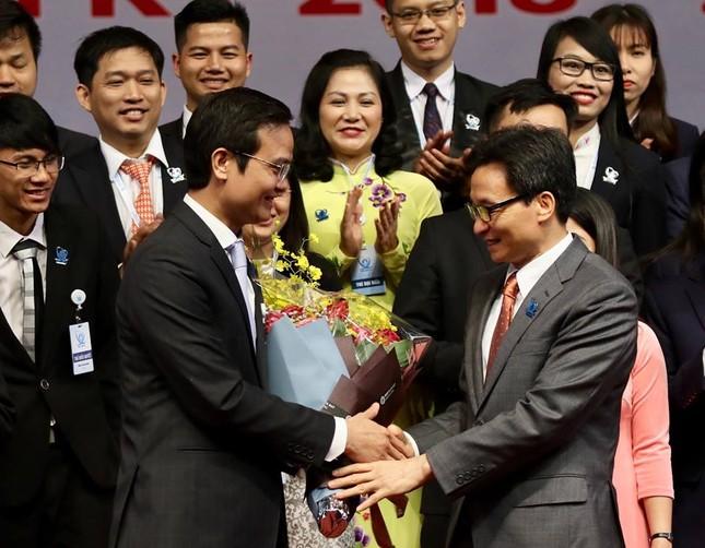 Bí thư T.Ư Đoàn Bùi Quang Huy làm Chủ tịch Hội SVVN khóa X ảnh 11