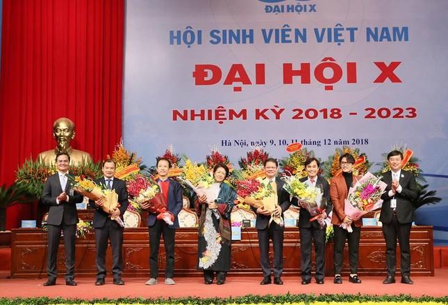 Bí thư T.Ư Đoàn Bùi Quang Huy làm Chủ tịch Hội SVVN khóa X ảnh 8