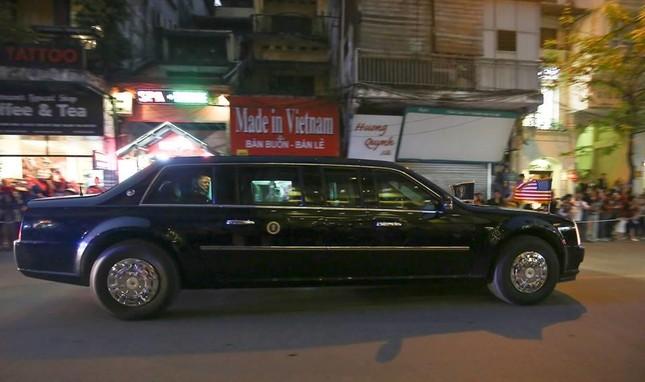 Bữa tối kết thúc, Tổng thống Trump và Chủ tịch Kim rời khách sạn Metropole ảnh 34