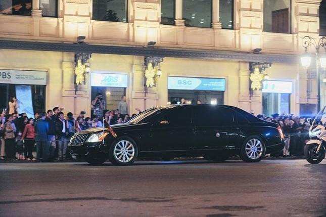 Bữa tối kết thúc, Tổng thống Trump và Chủ tịch Kim rời khách sạn Metropole ảnh 35