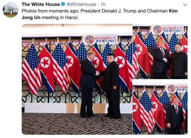 Bữa tối kết thúc, Tổng thống Trump và Chủ tịch Kim rời khách sạn Metropole ảnh 37