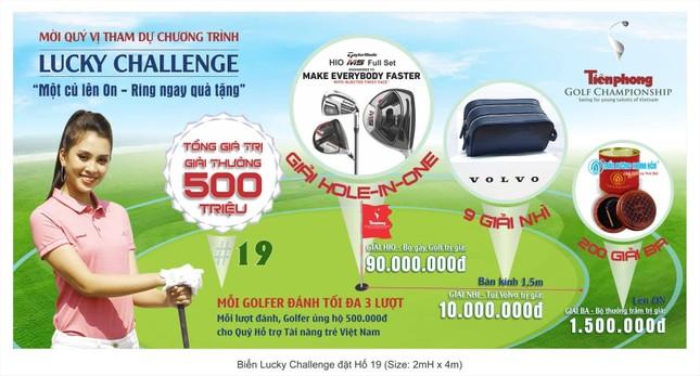Ai là nhà vô địch Tiền Phong Golf Championship mùa thứ ba? ảnh 2