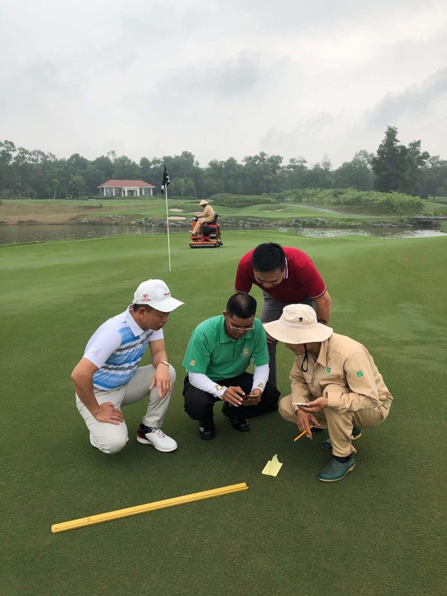 Ai là nhà vô địch Tiền Phong Golf Championship mùa thứ ba? ảnh 3