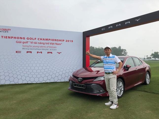 Ai là nhà vô địch Tiền Phong Golf Championship mùa thứ ba? ảnh 4