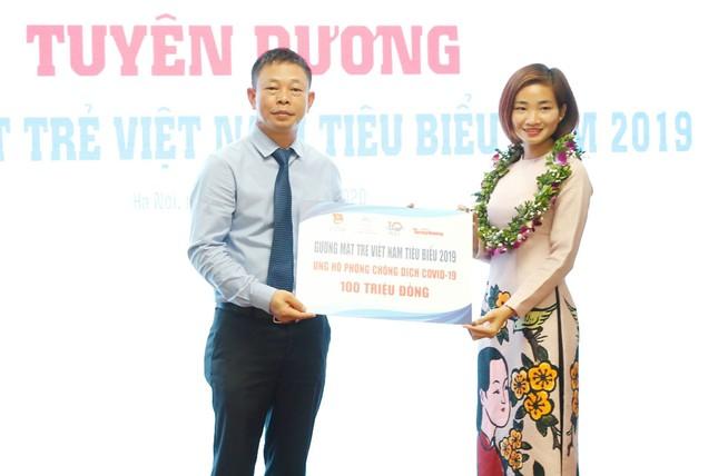 Tuyên dương 10 Gương mặt trẻ Việt Nam tiêu biểu năm 2019 ảnh 7