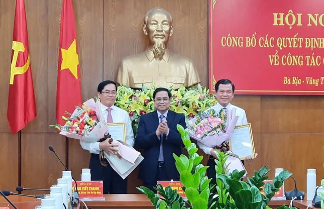 Bộ Chính trị điều động, phân công các Ủy viên Trung ương ảnh 1