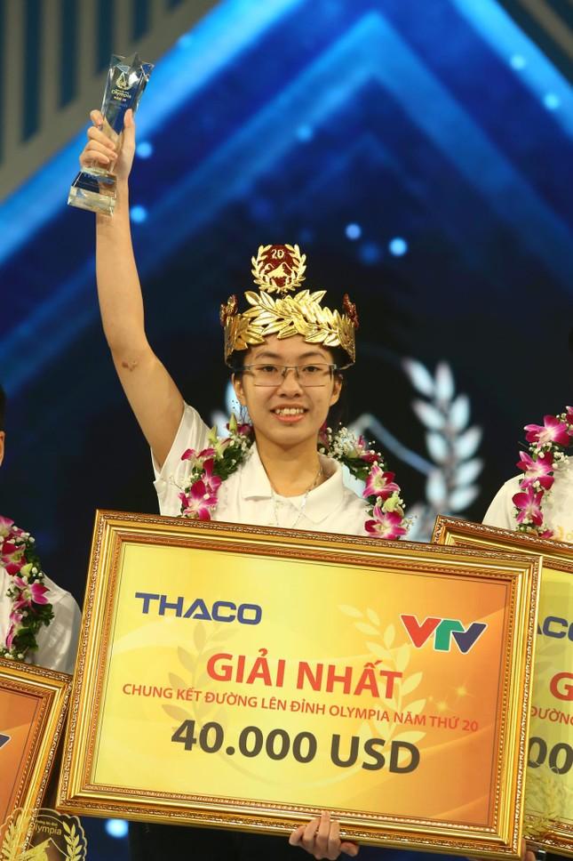 Nữ sinh Ninh Bình vô địch Đường lên đỉnh Olympia năm thứ 20 ảnh 50