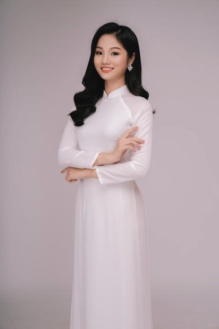 Cô gái 2K2 đi thi hoa hậu để hiện thực hoá ước mơ thiện nguyện ảnh 2