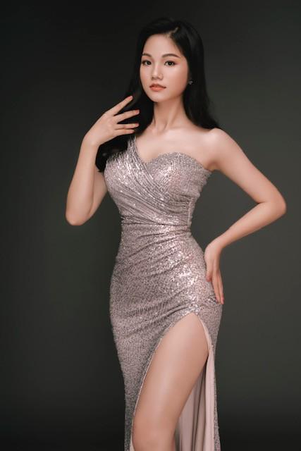 Cô gái 2K2 đi thi hoa hậu để hiện thực hoá ước mơ thiện nguyện ảnh 3