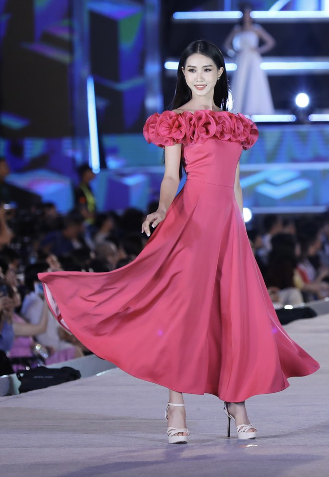 Công bố Top 5 Người đẹp Thời trang của Hoa hậu Việt Nam 2020 ảnh 31