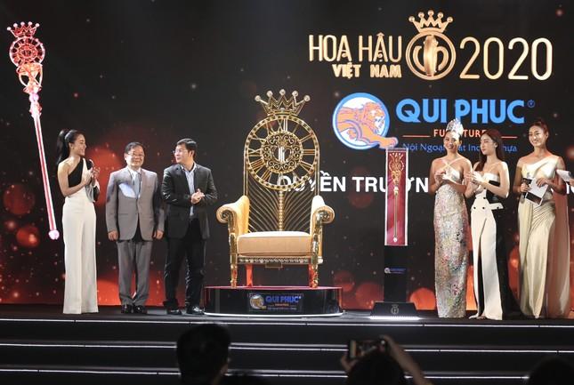 Truyền hình trực tiếp Chung kết toàn quốc Hoa hậu Việt Nam 2020 trên sóng VTV3 ảnh 41