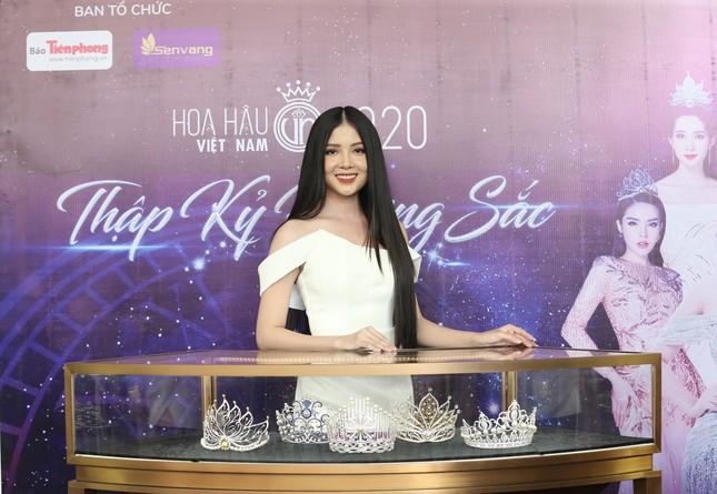 Truyền hình trực tiếp Chung kết toàn quốc Hoa hậu Việt Nam 2020 trên sóng VTV3 ảnh 12
