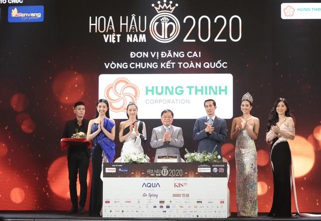 Truyền hình trực tiếp Chung kết toàn quốc Hoa hậu Việt Nam 2020 trên sóng VTV3 ảnh 50
